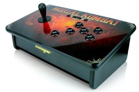 Joystick de Mortal Kombat, vicio absoluto