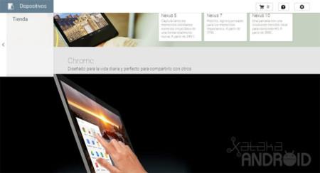 Google Play podría vender Chromebooks en España muy pronto