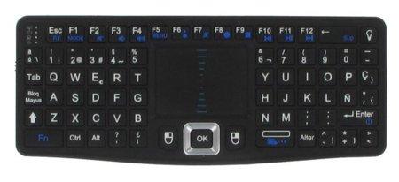 Blusens le pone un teclado al mando de su Web:TV