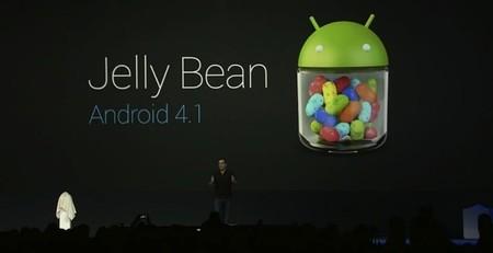 Jelly Bean poco a poco se apodera de Android