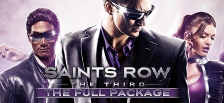 La ex-actriz porno Sasha Grey nos presenta el paquete definitivo de 'Saints Row: The Third'