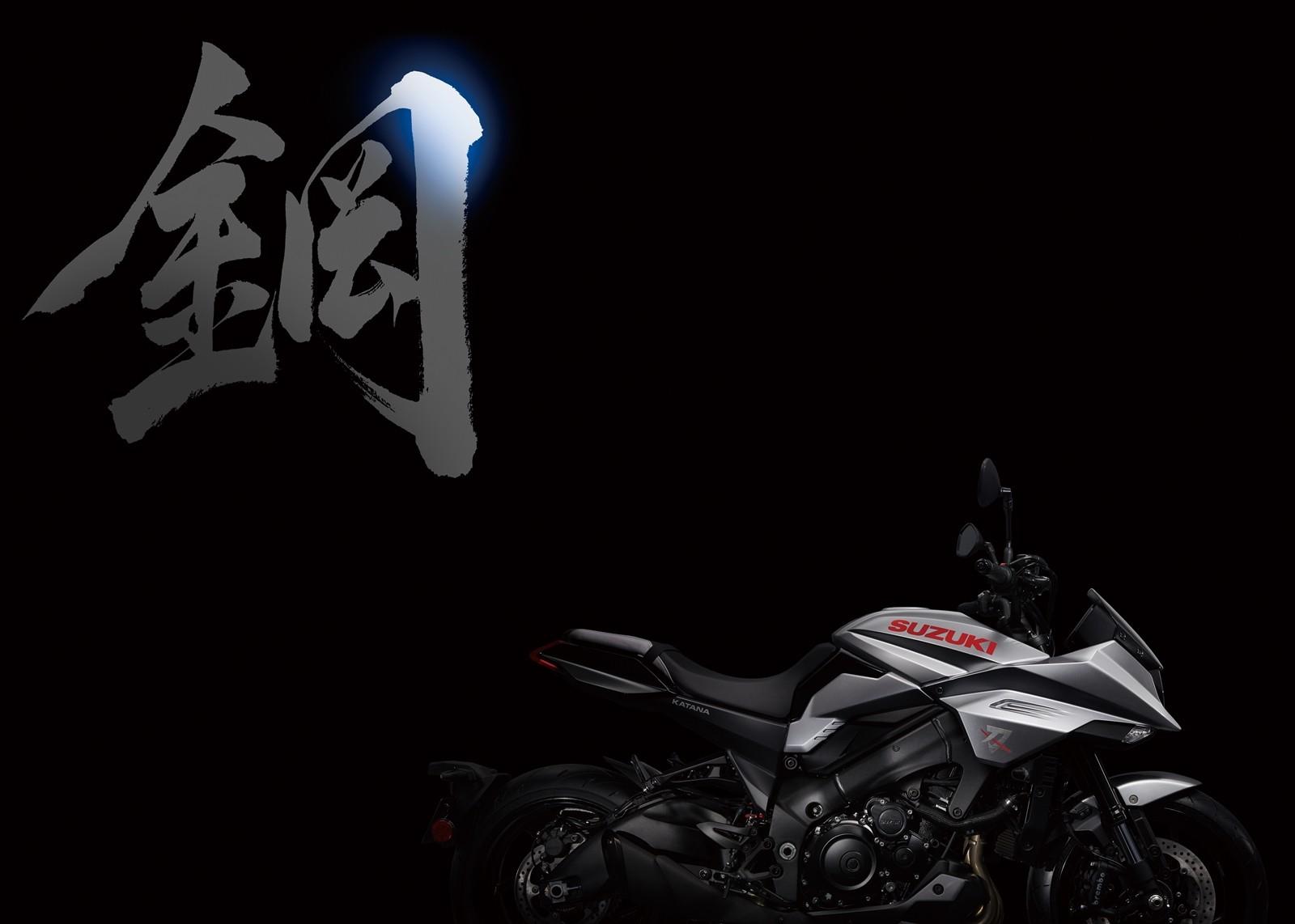 Suzuki GSX-S1000S Katana 2019