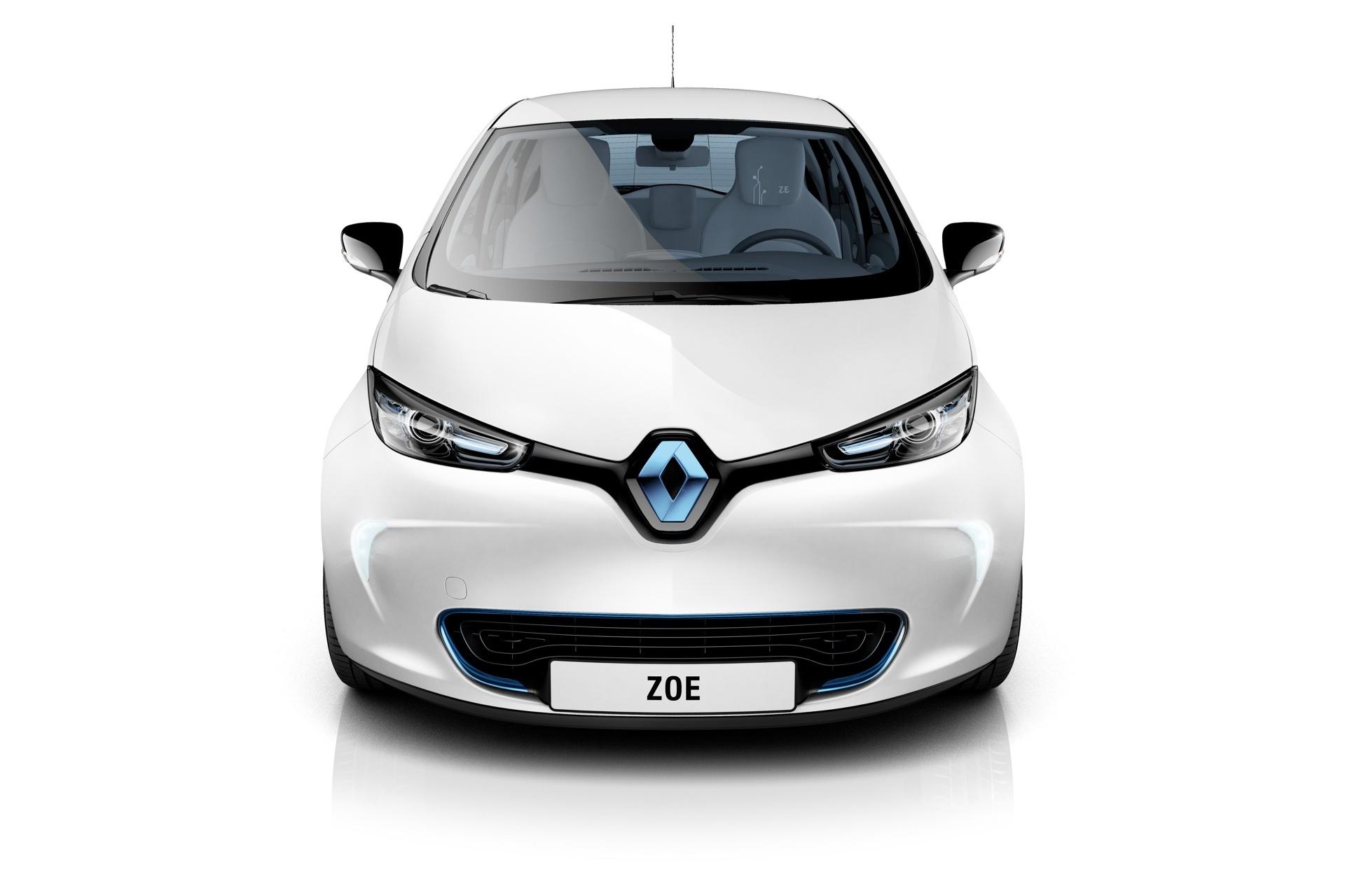 Foto de Renault ZOE (141/151)