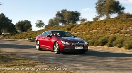 BMW 650i Coupé y Cabrio, prueba (valoración y ficha técnica)