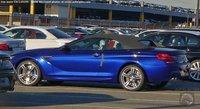 BMW M6 Cabrio, cazado por los espías