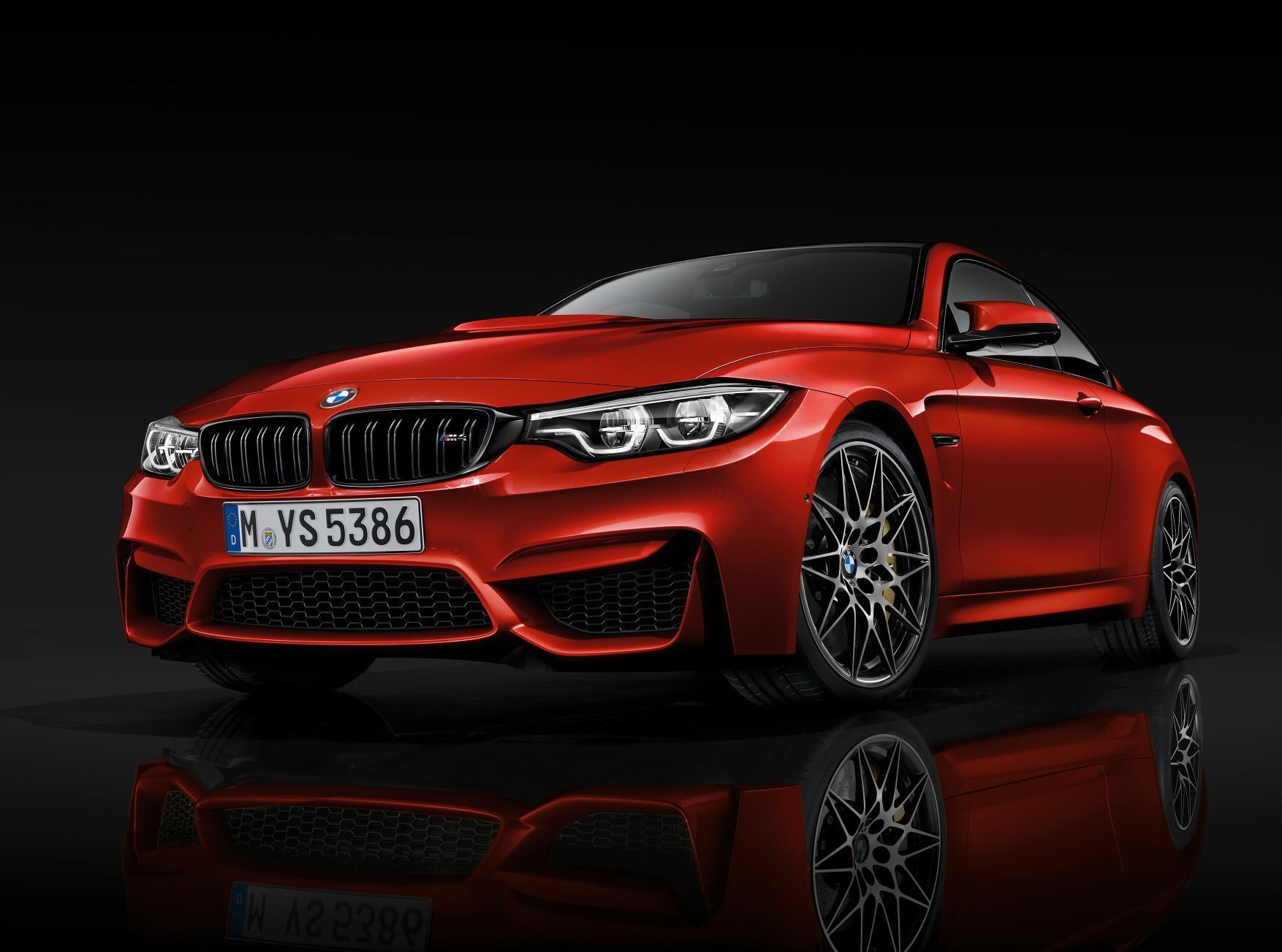 Foto de BMW M3 y M4 'Paquete de competición' (1/20)