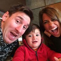 Y por fin Messi anunció embarazo