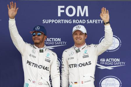 La lucha Rosberg vs Hamilton llega a su fin en Abu Dabi. ¿Quién ganará?