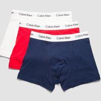 Podemos hacernos con un pack de tres calzoncillos Calvin Klein Trunk desde 22 euros en Amazon