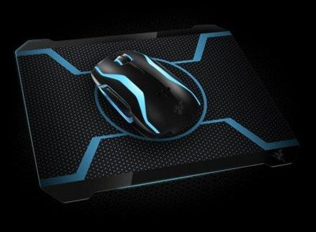 TRON: Legacy inspira una familia de accesorios de Razer para jugones
