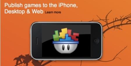Game Salad ya permite publicar sus juegos en la App Store