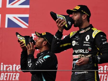 Hamilton Imola F1 2020