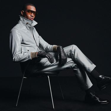Tom Ford vuelve la ropa para esquiar el perfecto look de oficina en su colección Otoño 2019