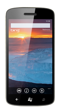 Bing Windows Phone