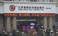 Crisis de liquidez provoca las primeras corridas bancarias en China