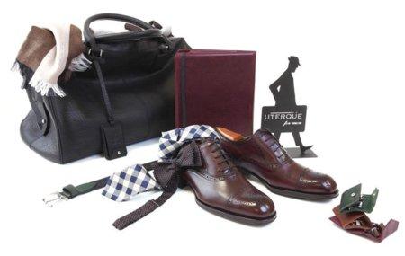 Uterqüe for Men, calzado y accesorios para nosotros