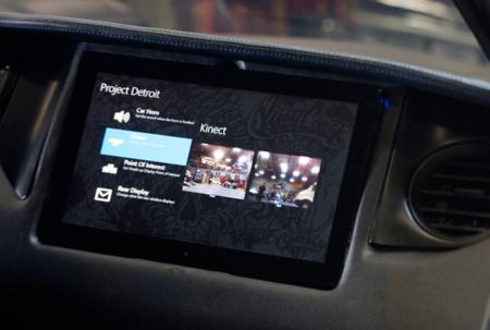 KITT, ¿cuánto queda para llegar?: Microsoft quiere Kinect en sus coches