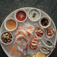 The Cape Hotel y su gastronomía marina con aires de Baja California, Asia y Perú
