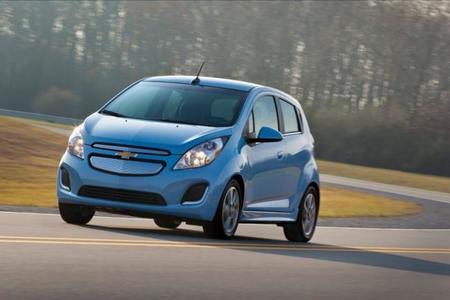 El Chevrolet Spark eléctrico llega a Europa