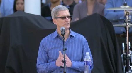 "Apple publica el vídeo de su evento ""Celebrating Steve"""