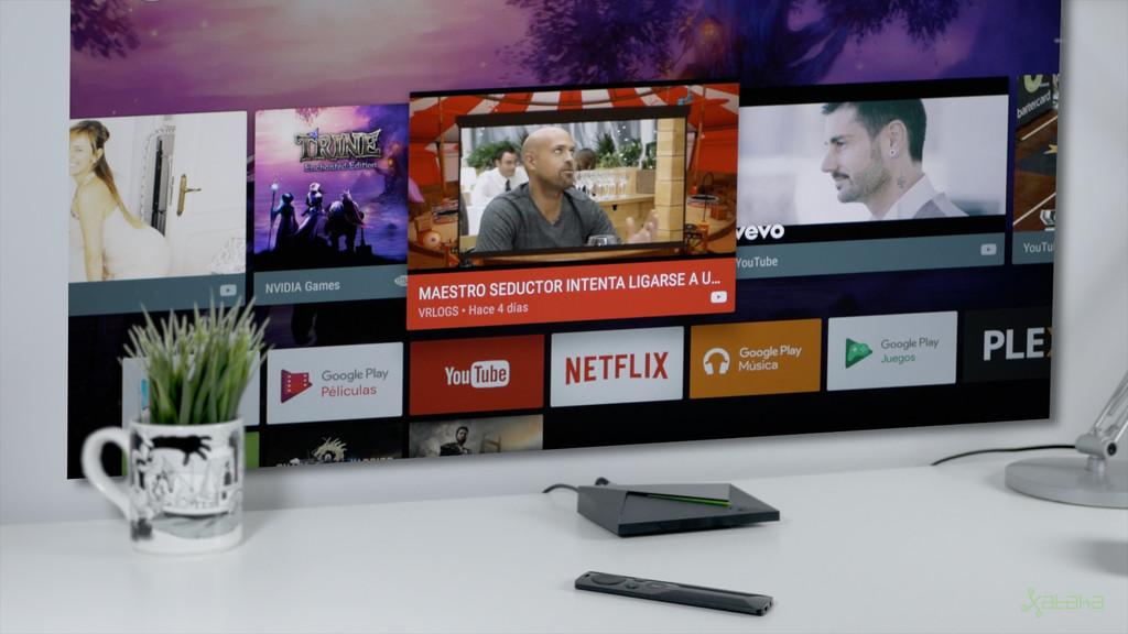Nvidia Shield Android Tv 2017 9