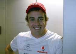 Alonso se acuerda de Massa tras su victoria
