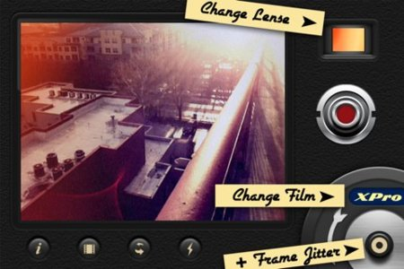 8mm Vintage Camera, crea vídeos antiguos con el iPhone
