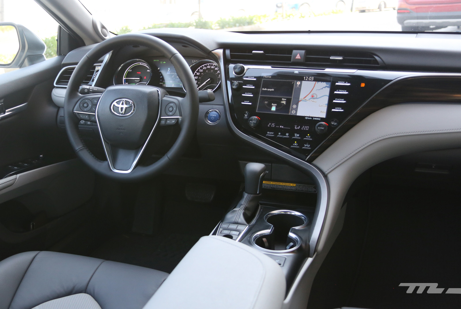 Foto de Toyota Camry Hybrid (prueba) (9/21)