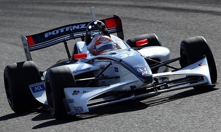 Takashi Kogure, el más rápido en las pruebas de la Super Fórmula en Suzuka