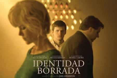 'Identidad borrada': un intenso drama que maneja con soltura una peliaguda historia real
