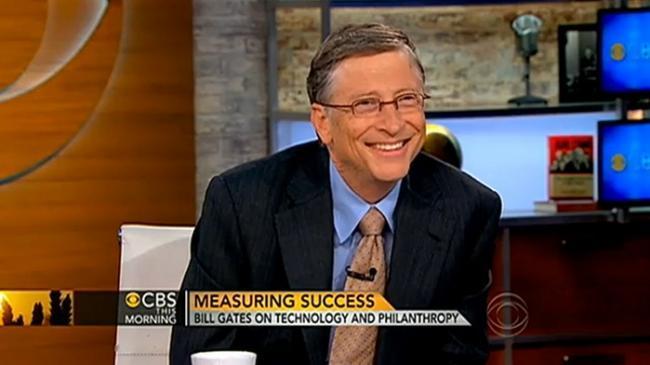 Bill Gates sobre la estrategia móvil de Microsoft
