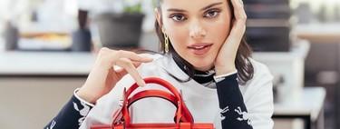 Kendall Jenner protagoniza la nueva campaña de Longchamp y nos presenta el nuevo bolso it de la firma