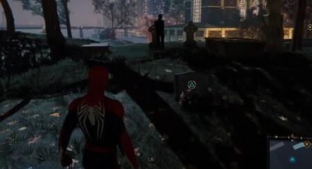 Spider-Man ps4 tumba tio Ben