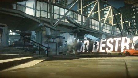 'Ridge Racer Unbounded' se vuelve mucho más interesante gracias a su editor de ciudades. ¡Crea o destruye!