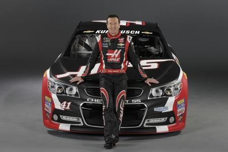 Kurt Busch confirmó su participación en la Carrera de los Campeones