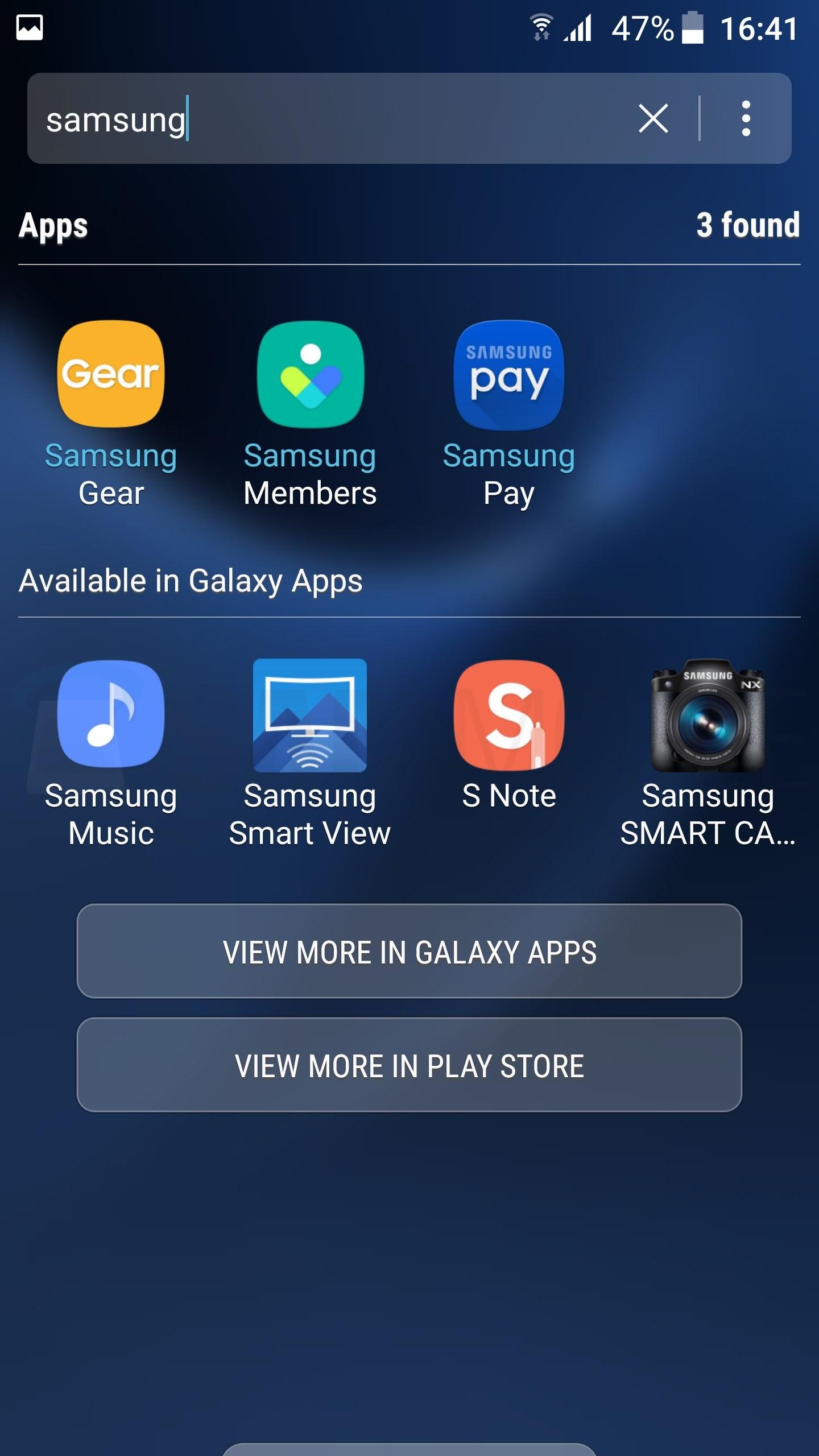 Foto de Capturas Android 7.0 Nougat en el Samsung Galaxy S7 (28/65)