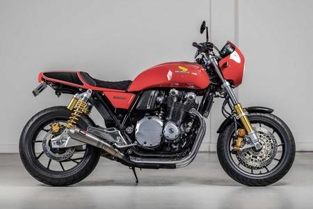 La Honda CB1100 RS es un homenaje fantástico para el 50 cumpleaños de la CB750