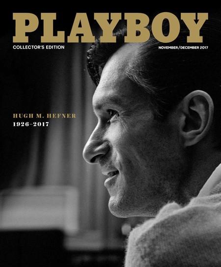 Playboy Dedica La Portada De Su Numero De Diciembre A Su Fundador Hugh Hefner