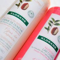 Probamos lo nuevo de Klorane para una piel perfectamente hidratada: leche corporal y la crema de ducha