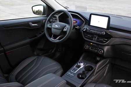Ford Kuga Fhev 2021 interior habitáculo