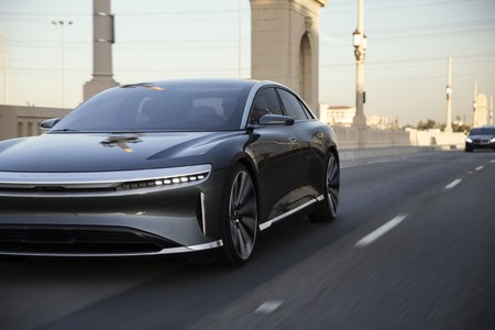 Lucid Air Aerodinamica
