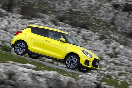 Suzuki Swift Sport 2018 049