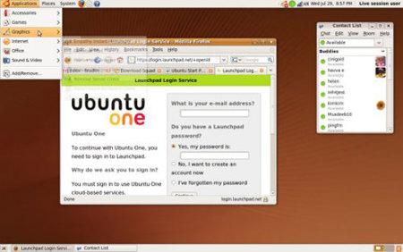 Ubuntu y Kubuntu 9.10 Karmik Koala Alfa 3 ya disponibles