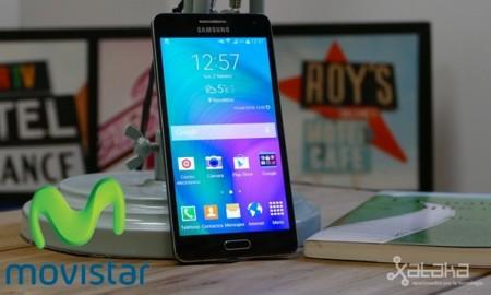 Precios Samsung Galaxy A5 con Movistar y comparativa con el