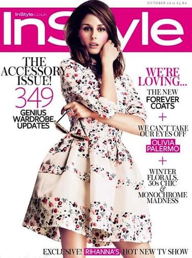 Una revista de moda sin Olivia Palermo de portada... no es tan revista de moda