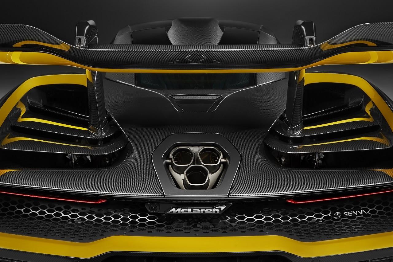 Foto de McLaren Senna Carbon Theme (8/14)
