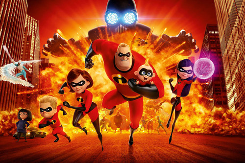 Netflix Los Increibles 2 Pelicula Completa En Español