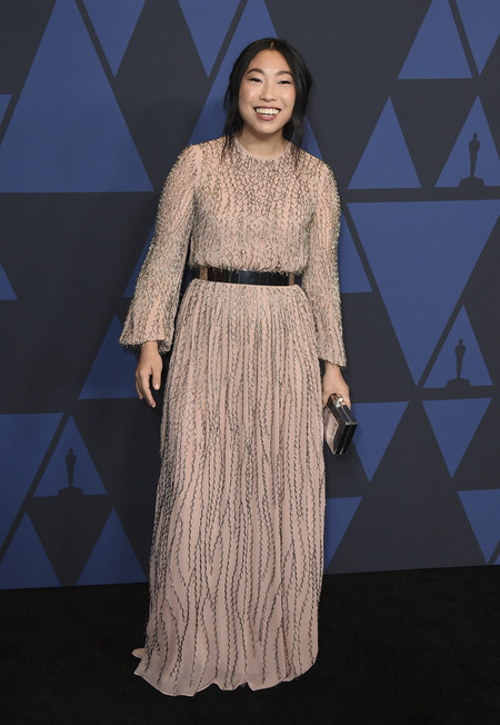 Awkwafina Governors Awards 2019