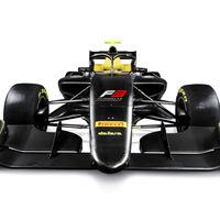 Fórmula 1, Fórmula 2 y ahora, ¡Fórmula 3! Presentado el monoplaza de los futuros campeones del mundo