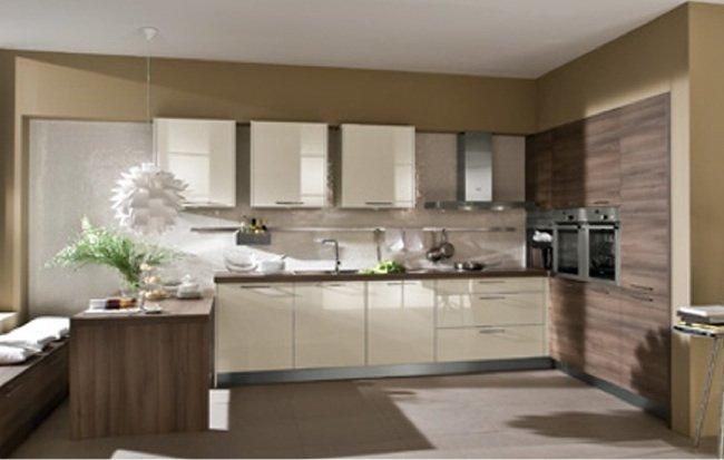 Qu se lleva en las paredes de las cocinas - Paredes de cocina sin azulejos ...